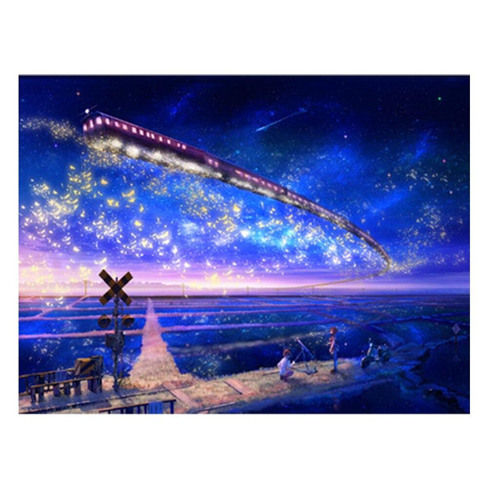 Noctilucent 1000 ცალი თავსატეხი - ფაზლები - ფოტო 4
