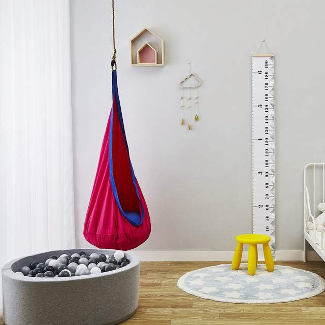 Hanging Kids Chair Swivel Very Online Shop Baby Swing Chairs Hammock Nest Cloth Placeholder Swings Seat Toys For Children Indoor
