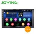 Joying Последние 2 ГБ Двухместный 2 Din Android 5.1 Универсальный Сенсорный экран 7 дюймов Автомобилей Gps-навигация Авто Радио стерео HD Head блок