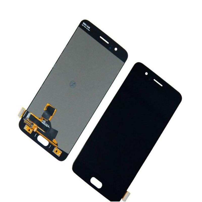 5.5 pouces lcd digitizer avec écran digitizer Pour oneplus 5 a5000 lcd digitizer avec écran digitizer plus 5 un plus 5 l'assemblée