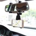 Auto Espelho Retrovisor Do Carro Montar Titular Suporte Cradle Para Todos Telefone Celular GPS