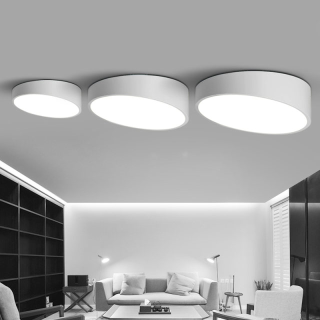 Online Shop Creative Cylinder Ceiling Light Lamparas De Techo ...
