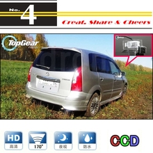 Liislee Камера для Mazda Premacy MK1 1999~ 2009 Высокое качество заднего вида резервного копирования Камера для цветного телевидения PAL/NTSC | CCD с RCA