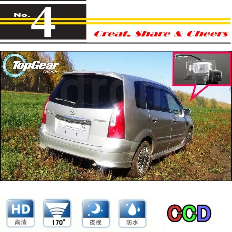 Liislee Car Camera For Mazda Premacy MK1 1999~2009 High Quality Rear View Back Up Camera For PAL / NTSC
