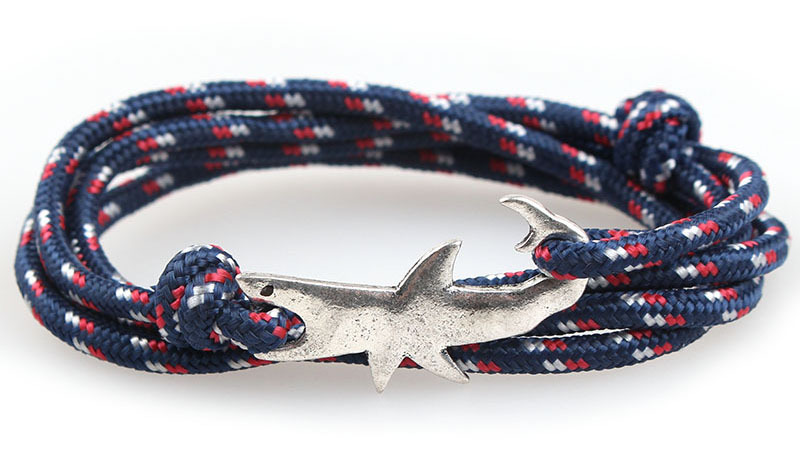 Viking Shark Bracelet