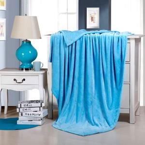 Image 2 - Мягкие фланелевые покрывала CAMMITEVER для дома, однотонные супертеплые покрывала для дивана/кровати/путешествий, пледы, покрывала, простыни