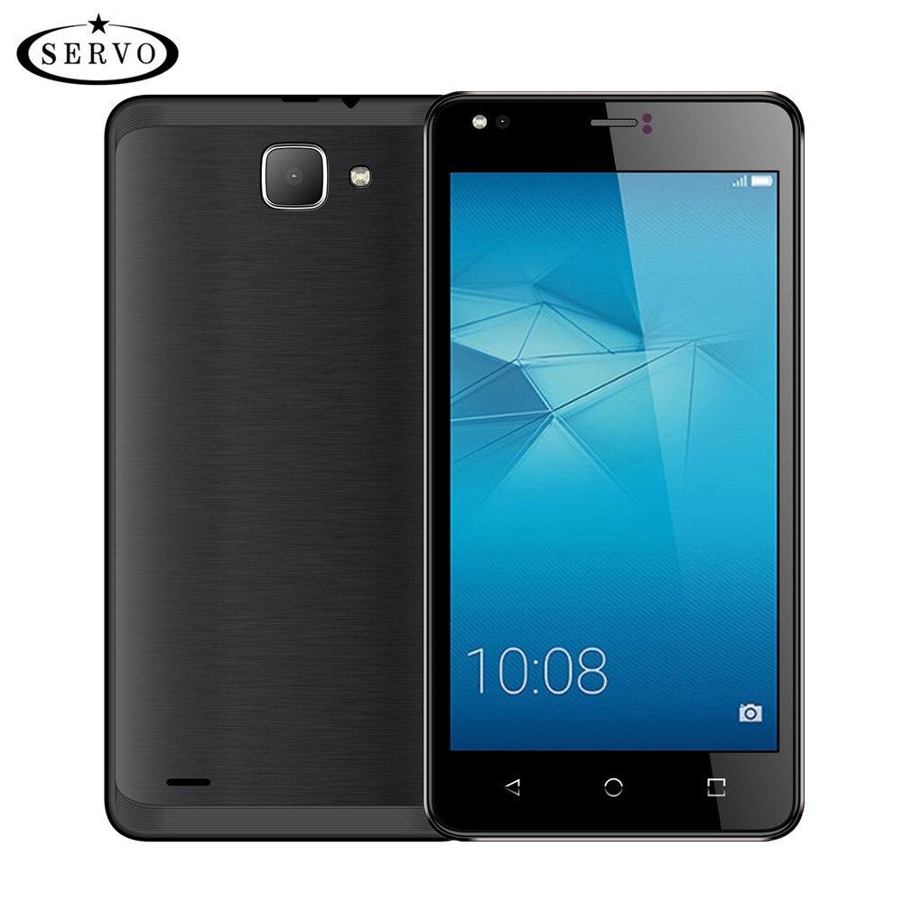 D'origine téléphone servo h3 5.5 pouce android 6.0 spreadtrum7731c quad core 1.2 ghz dual sim 5.0mp gsm wcdma débloqué mobile téléphones