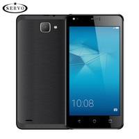 Original Phone SERVO H3 5 5 Inch Android 6 0 Spreadtrum7731C Quad Core 1 2GHz Dual