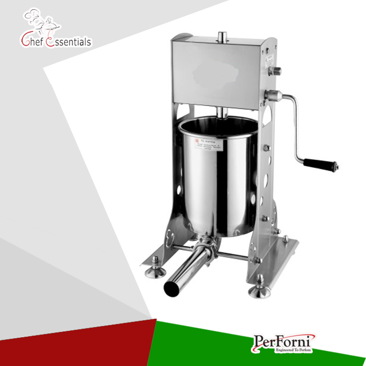 Economic S.steel manual S series sausage filler for hotel, butcher,home use and hunters economic methodology