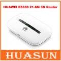 Original Unlocked Huawei E5330 3G 21.6Mbps Mobile WiFi Hotspot mini pocket wireless router