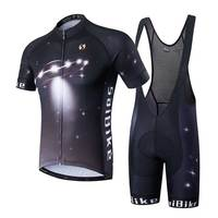 SaiBike 2017 UFO Pro Cycling Jersey Set Breathable Cycling Clothing Mountain Bike Clothes Quick Dry Bicycle