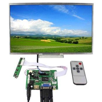 "12.1"" LCD Screen LCD Controller Board HDMI VGA 2AV Board LCD Driver 1366X768 HSD121PHW1 Display Control LCD Display"
