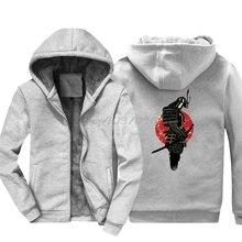 Nuevo algodón mantener calienta Hip Hop moda sudaderas con capucha Samurai  Martialer artes Kendo Japón Karate 55b8c3cd8fa