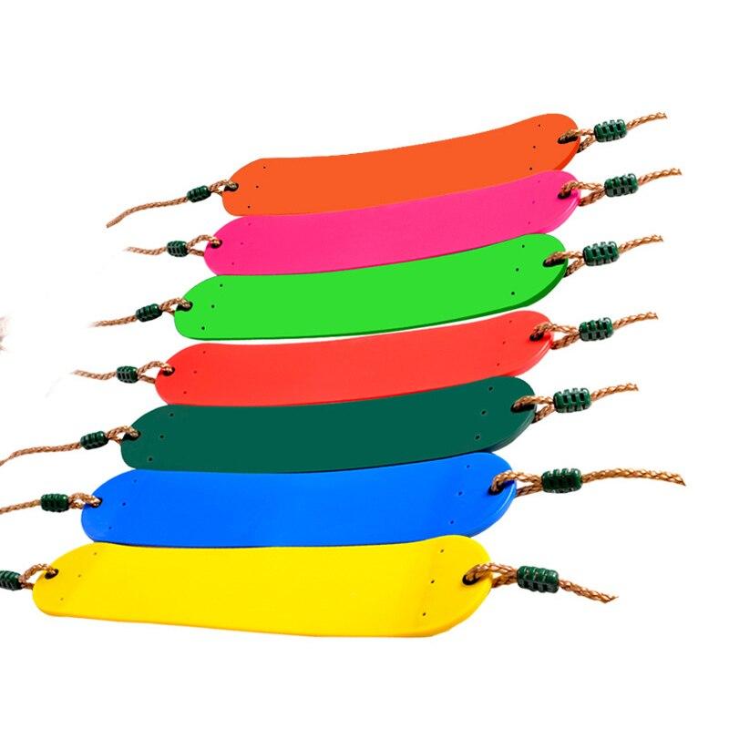 EVA Suspendus Aire de Jeux Jardin Ceinture Swing Siège Enfants Enfants Intérieur Sports de Plein Air Fun Jouets pour Enfants Adulte Balançoire Siège