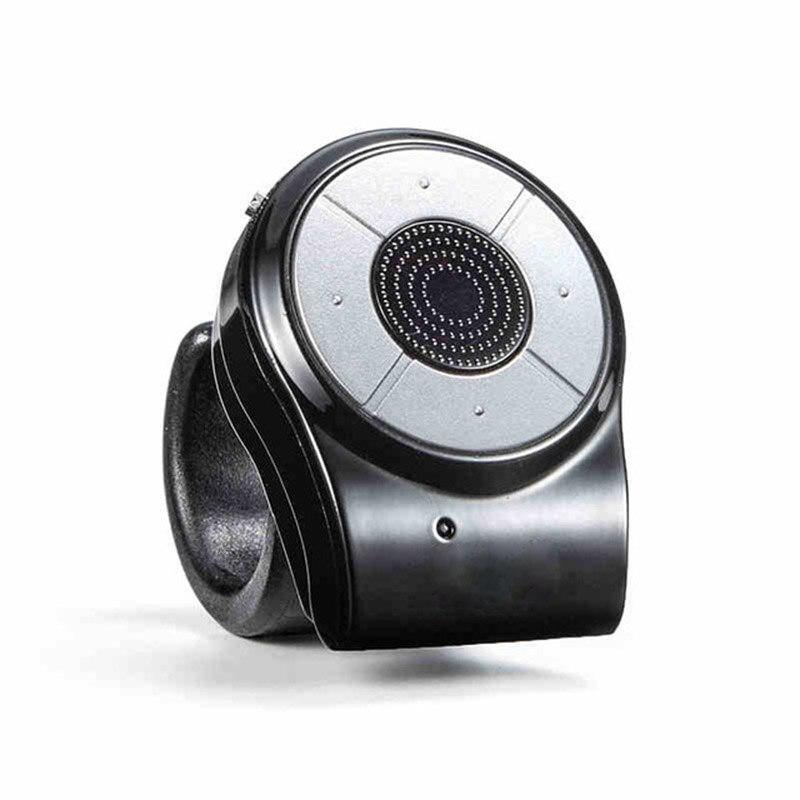 Nouveau 2.4G sans fil mini doigt souris anneau sans fil rechargeable souris pour conférence vocale télécommande windows IOS - 2