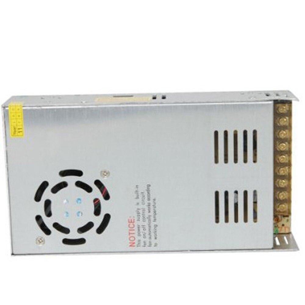 Горячая DC 24v 15a импульсный источник питания трансформатор регулируемый