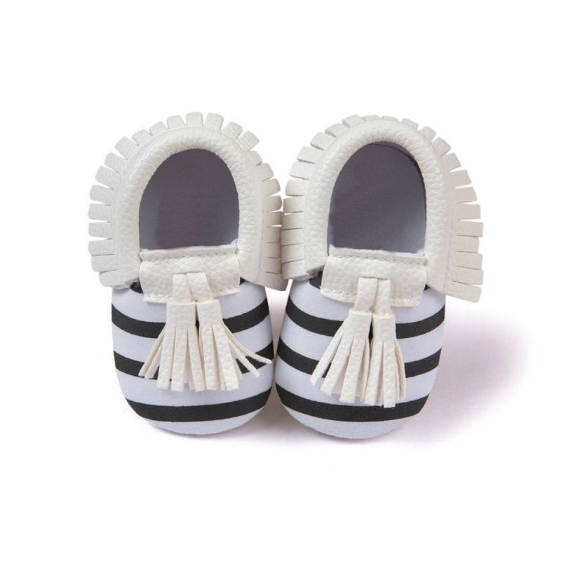 Baby-Toddler-Infant-Unisex-Boys-Girls-Soft-PU-Leather-Tassel-Moccasins-Bow-shoes-Without-Brand-3