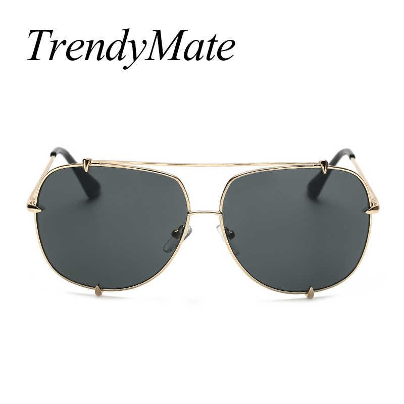Case Mens Ladies Sunglasses Classic Metal Designer Vintage Retro Designer Pilot
