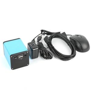 Image 5 - Autofocus SONY IMX290 Sensor 1080P HD 60FPS HDMI Industry Video Microscope Camera+130X Zoom C mount Lens For PCB SMT Repair