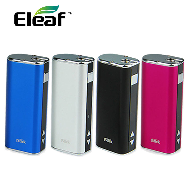 Clearance 100% Original Eleaf IStick 20W VW Full Kit 2200mAh (No Wall Adaptor) With OLED Screen Vape Mod Electronic Cigarette
