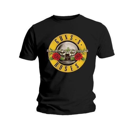 Guns N Roses Classic Logo T-Shirt - NEW & OFFICIAL!