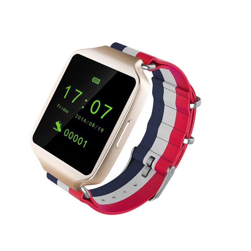 2016 good looking Golden Bluetooth 4.0 Smart Watch Bluetooth Dial phone Intelligent Remote