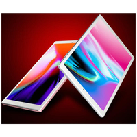 Super 10 1 Tablets Android Octa Core 128GB ROM Dual Camera Dual SIM Tablet PC WIFI
