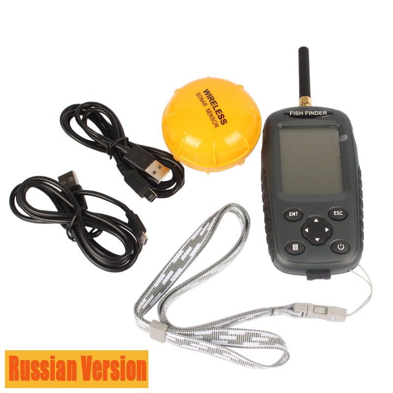 online buy wholesale wireless fish finder sonar from china, Fish Finder