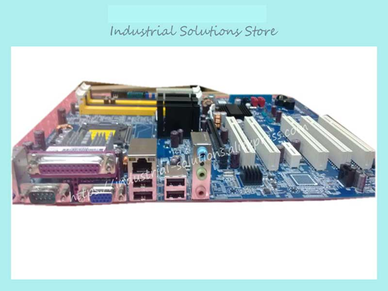 IPC AIMB-763VG Industrial Motherboard Dual Core Version AIMB-763G2 100% TESTED OK ipc motherboard sbc81206 rev a3 rc 100