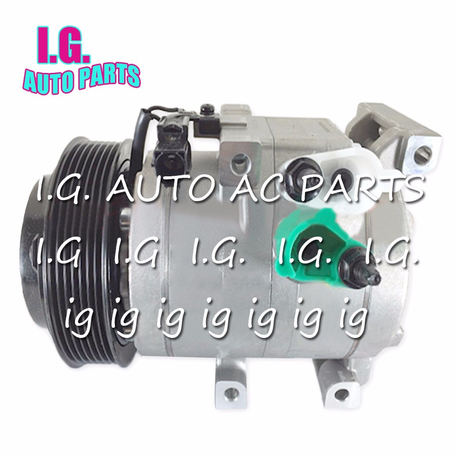 3 HS20 AC Compressor for Hyundai Grand Starex Kia 977014H000 977014H010