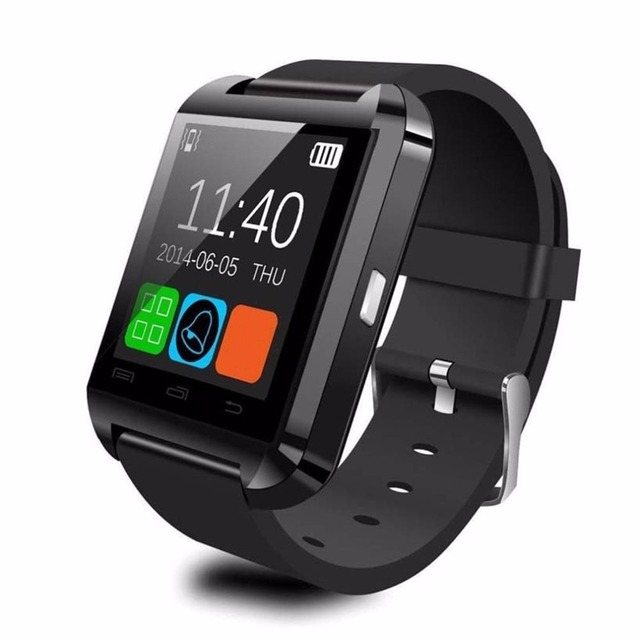U8 Bluetooth   Photography Smart Watch  Support Passometer Altimeter Music Player And  Answer  Calls
