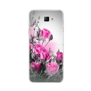 Image 2 - Coque de téléphone pour Samsung Galaxy A3 A5 2016 2017 Coque souple en Silicone TPU mignon chat peint couverture arrière pour Samsung A 3 A 5