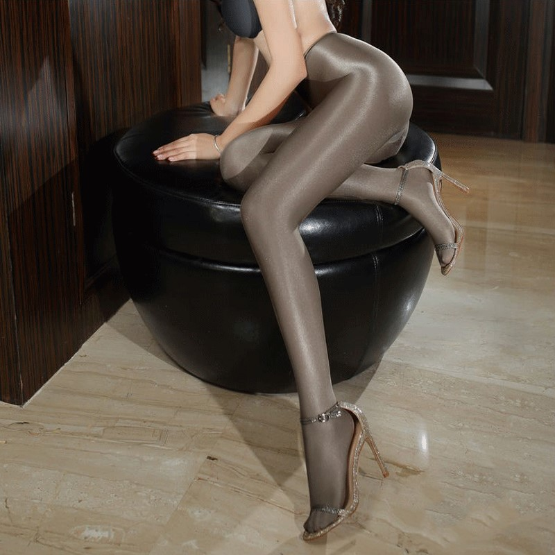 70 D shape pantyhose tights women tights stockings nylons lady stockings shinny gloss plus size dance hosiery collant femme
