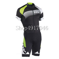 NW men cycling set Ropa Ciclismo Maillot Cycling Jersey Men Triathlon Skinsuit Bike Clothing Shorts sleeve Suit