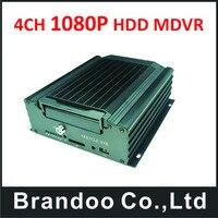 送料無料4ch 1080 p hddモバイルdvr、mdvrデジタルビデオレコー
