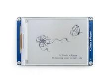 4.3 pollici e Carta 800x600 di Risoluzione E ink Display Modulo di Interfaccia Seriale Display di Carta Elettronica