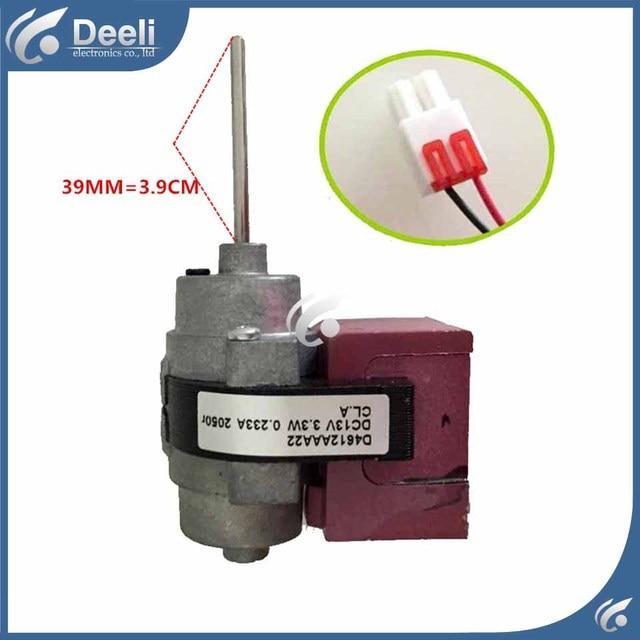 good working for Double door switch refrigerator fan motor motor D4612AAA22 DC13  sc 1 st  AliExpress.com & good working for Double door switch refrigerator fan motor motor ...