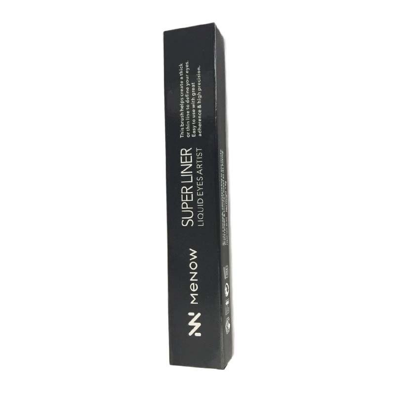 MENOW Brand New Natural Eyeliner Pencil Easy to Wear Waterproof Long lasting Cosmetic Makeup EL01 in Eye Shadow Liner Combination from Beauty Health