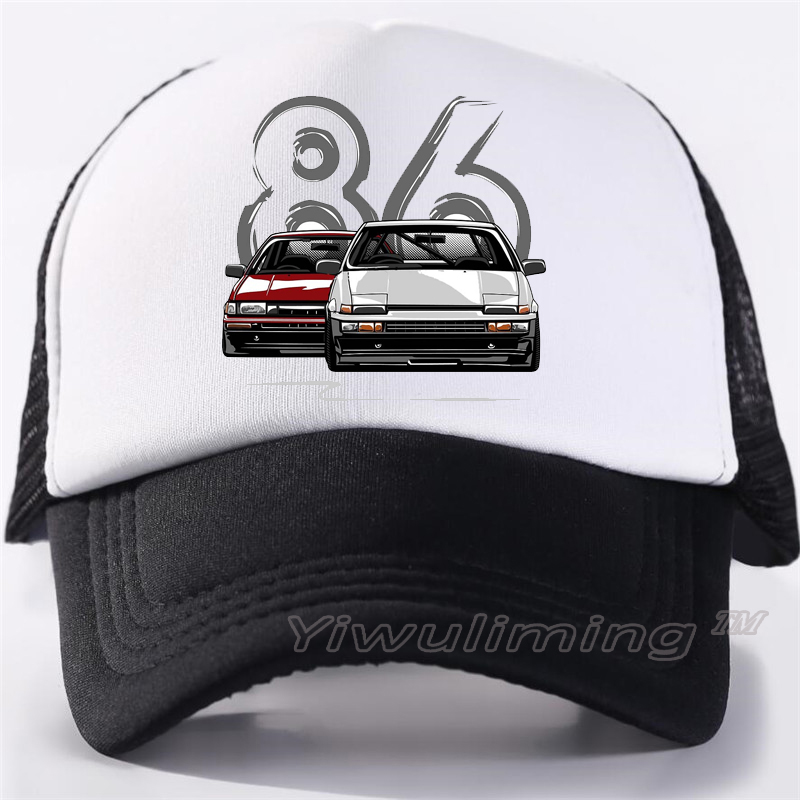 NewSummer Trucker Caps Gt 86 Cool Summer Black Adult Cool Baseball Mesh Net Trucker Caps Hat For Men Adjustable