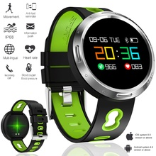 LIGE Smart Bracelet 0.95 OLED Color Screen Blood Pressure Heart Rate Monitor Pedometer Calorie Fitness Tracker Smart Sport Watch men smart watch fashion sport touch screen watches chronograph digital wristwatches blood pressure heart rate monitor calorie