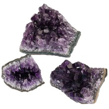 Amethyst Quartz Cluster Decor Crystal