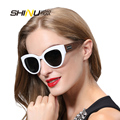 Foots shinu marca armação de acetato com óculos de madeira óculos de sol óculos polarizados moda verão mulheres sombra oculos de sol feminino sh121