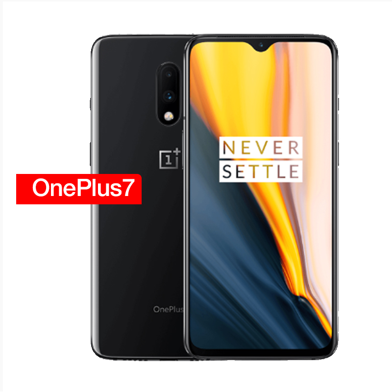 Oneplus de pré-commande 7 8 GB 256 GB AMOLED Smartphone Snapdragon 855 6.41