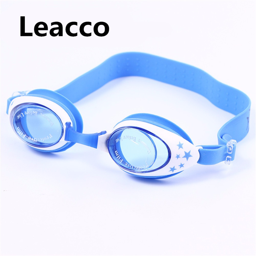 Children Kids Boys Girls Swimming Goggles Swim Eyewear/Swim Glasses Free Shipping Summer Colorful Silicone Watertight Anti-Fog