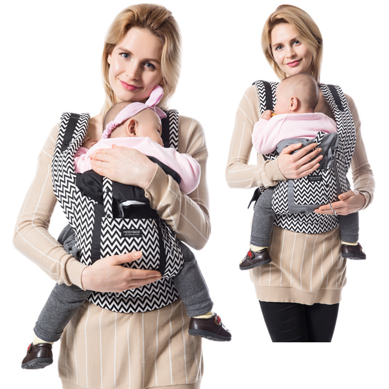 MENGYBAOR High Quality 2016 Breathable Multifunctional Safty 100% Cotton chicco Baby Carriers Travel Infant Sling Backpack Wrap