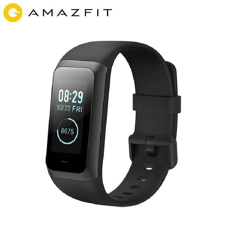 Original Amazfit Cor 2 Smart Band2 1 23 IPS Screen Wristband Sport HeartRate Monitor Waterproof 50M