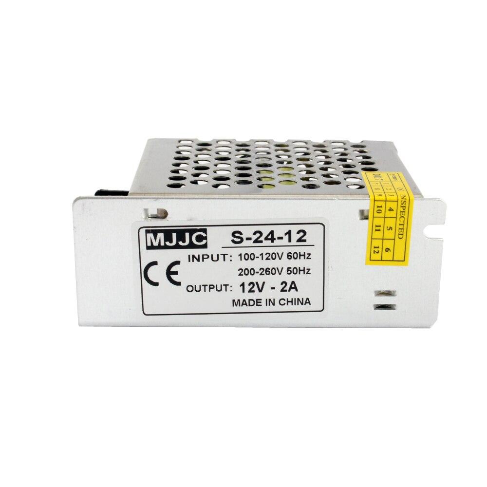 Transformadores de Iluminação v dc 1a 2a 5a Normally Used For : Led Strip Light