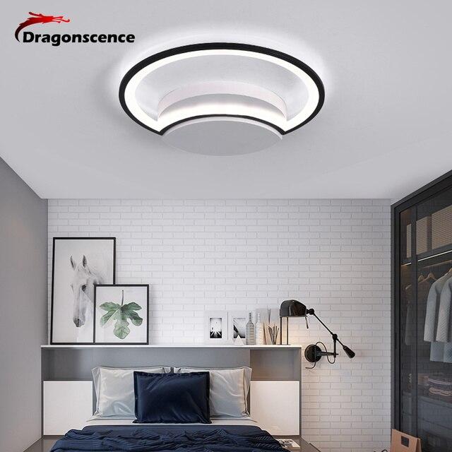 Dragonscence Modern LED ceiling light fixtures acrylic energy efficient home decor lighting abajour luminaria luster bedroom