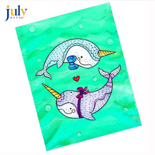 Julyarts Scrapbooking Stamps and Dies Metal Die Cuts  for Card Making Dolphin Cutting Templates