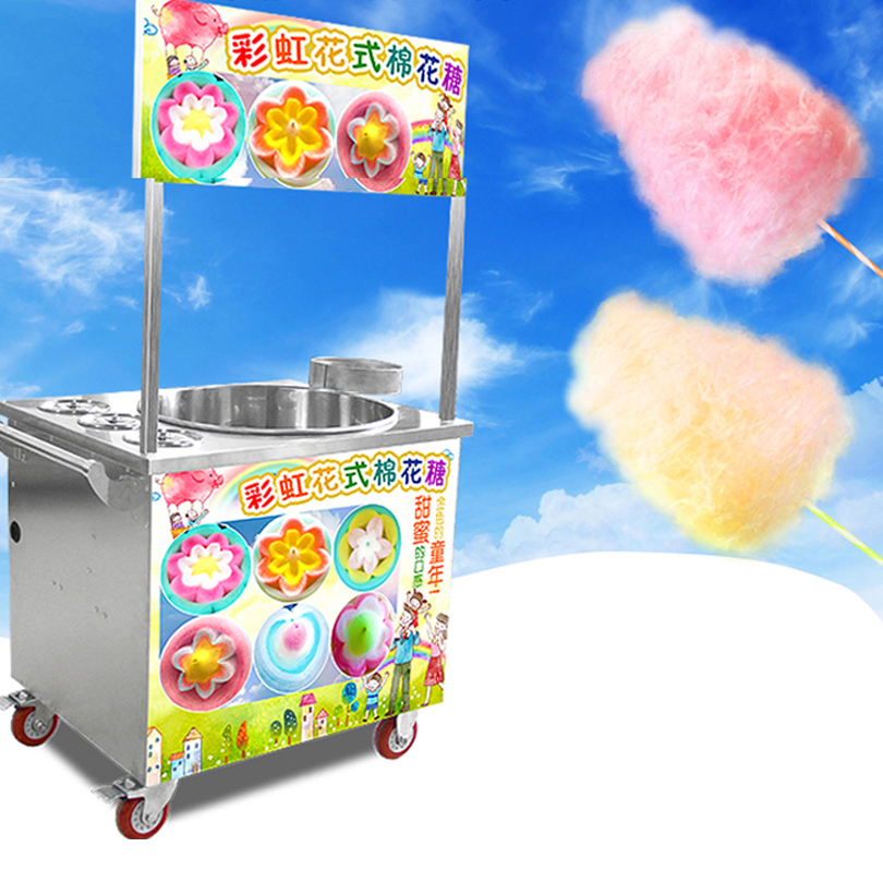 Aliexpress.com : Buy Commercial flower cotton candy ...